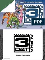 3D&T Alpha - Edição Revisada