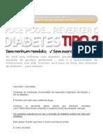11. Você pode. reverter o diabetes tipo 2