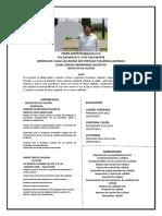CV JUAN CARLOS HERNANDEZ BAUTISTA INSPECTOR CALIDAD..