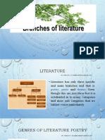 branchesofliterature-PPT