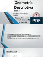 Práctica calificada 4 Descriptiva