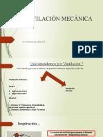 VENTILACIÓN MECÁNICA PRESENTACION