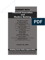 Financial Innovation and Shadow Banking