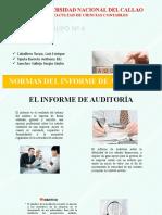 INFORME DE AUDITORIA PPT
