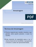 Estatística Aplicada - Amostragem