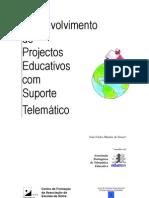 Curso de desenvolvimento de projectos educativos com suporte telemático - 1