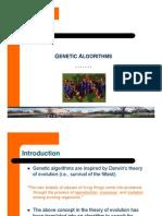 2.1-Genetic Algorithms
