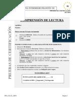 Francés Nivel Intermedio Sept2018 Cl