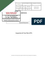 0135-ITP-80-0001-WFS-8003_Rev.B_Inspection & Test Plan (ITP)