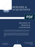 Mergers and Acquisitions Online Process - Swarit Advisors