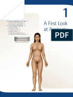 1. A First Look at Anatomy