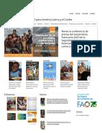 Oficina Regional de la FAO para América Latina y el Caribe_Organización de las Naciones Unidas para la Alimentación y la Agricultura