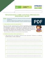 FICHA DE AUTOAPRENDIZAJE CIENCIA Y TECNOLOGIA SESION EVALUACIÓN CUARTO GRADO.pdf