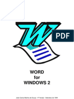 Word for Windows 2