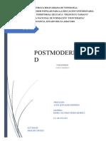 Copia Maria Victoria Pereira - Postmodernismo