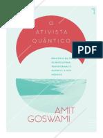 O Ativista Quântico - Princípios da física quântica para transformar o mundo e a nós mesmos ( PDFDrive )