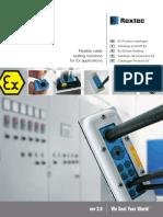Roxtec product catalogue 2009