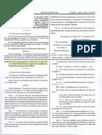 Arrete Fixant Les Regles Et Les Conditions de Revision Des Prix Des Mp