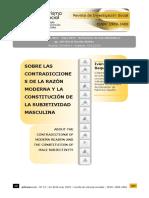 Dialnet-SobreLasContradiccionesDeLaRazonModernaYLaConstitu-5255490