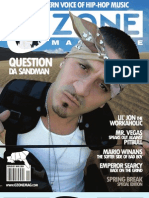 Ozone Magazine #21 - Mar 2004