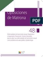 Cuadernillo 48 OPE MATRONAS Web