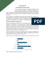 Antecedentes de medios digitales en el Peru