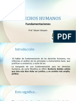 2. Fundamentaciones (Prof. TV)