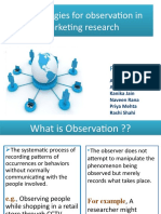 Technologies for observation in Marketing research ppt (3)