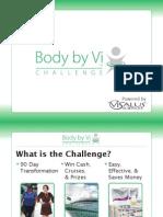 BODY BY VI OVERVIEW PRESENTATION PDF