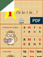 Cărticica literei T