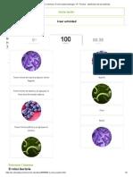 Relacionar Columnas_ El reino bacteria (biología - 3º - Primaria - clasificacion de las bacterias)