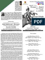 Brochure 8 Nemici Amici - Villa Politi