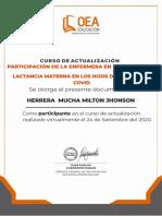 PARTICIPACION DE LA ENFERMERA EN EL INICIO DE LA LACTANCIA MATERNA EN HIJOS DE MADRE CON COVID-19 2-611.pdf
