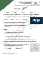 Ficha 20 revisões trigonometria e funções