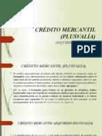 CRÉDITO MERCANTIL