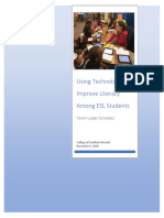 using technology to improve literacy among esl students fc