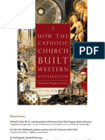 Recommended Book - How the Catholic Church Build Western Civilization