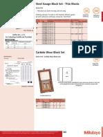 Carbide Wear Block