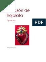 Corazón de hojalata 7 poemas