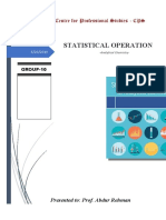 Analytical Statistical operations.docx