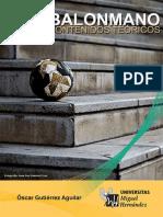 Balonmano._Contenidos_teoricos._Spanish_Edition