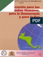 Educacion para los Derechos Humanos  para la Democracia y para la Paz.pdf