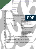 Joey Ryan Lawsuit Update Pelle Primeau - HeelByNature.com