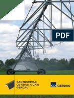 Catalogo de Cantoneiras Gerdau