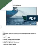 Seguridad y Protección del buque