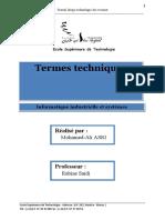 Termes techniques