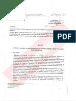 Raportul de control al MFE
