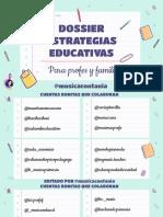 DOSSIER ESTRATEGIAS EDUCATIVAS