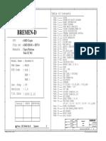 SAMSUNG NP-R525 ( BA41-01196A NY BREMEN-D REV MP1.2 ) Схема (1)