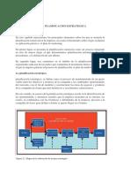 2- PLANIFICACION ESTRATEGICA
